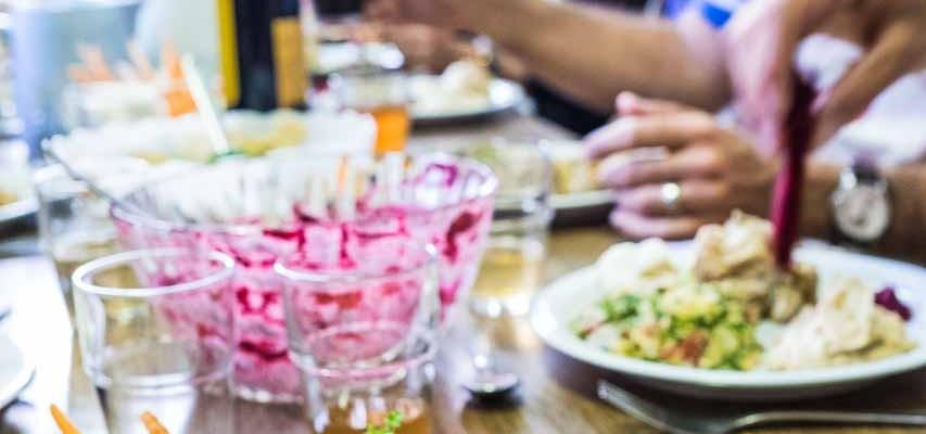 R'M à thème : Cuisine libanaise